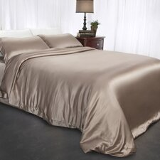 Aus Vio Mulberry Silk Duvet Cover