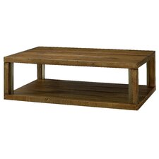 Flashback Coffee Table by Hammary