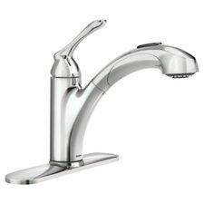 Banbury Single Handle Deck mounted Kitchen Faucet