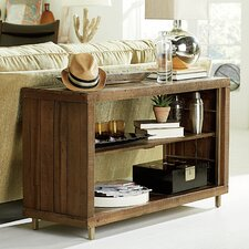 Flashback Console Table by Hammary