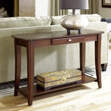 Enclave Console Table by Hammary