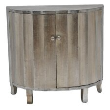Rutherford Demilune 2 Door Cabinet by Safavieh