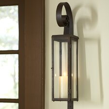 Scroll Candle Sconce
