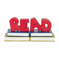 "Classroom Furniture ""Read"" Bookend (Set of 2)"