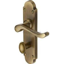Savoy Bathroom Door Handle (Set of 2)