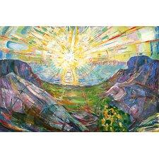 'The Sun, 1916 #2' by Edvard Munch Print