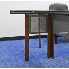 """30"""" H x 24"""" W Desk Leg"""