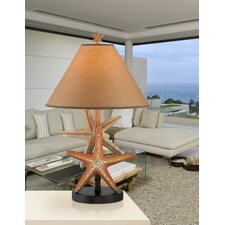 "Starfish 25.5"" Table Lamp"