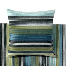 Erode Wool/Silk Throw Pillow