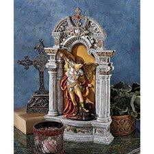 The Niche of St. Michael the Archangel Figurine