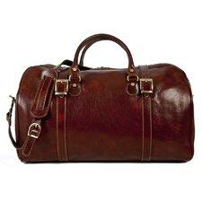 """Torino 21"""" Italian Leather Duffel"""