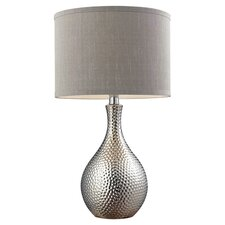 "Gama 21.5"" Table Lamp with Drum Shade"