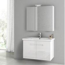 New York 32.3 Single Bathroom Vanity Set by ACF Bathroom Vanities
