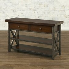 Crossing Console Table by Largo