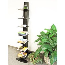 68 Accent Shelves Bookcase by Proman Products