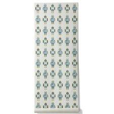 """32.97' x 20.87"""" Robots Wallpaper"""
