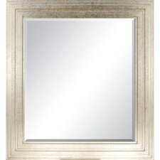 Aged Nouvelle Mirror