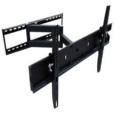 "Single Swivel/Articulating Arm Universal 32"" - 65"" Wall Mount LCD/Plasma/LED"