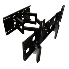 """Dual Arm Articulating TV Wall Mount for 32"""" - 60"""" LCD/LED/Plasma Screens"""
