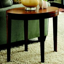 Claire de Lune End Table by Somerton Dwelling