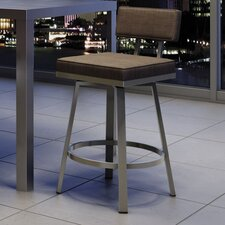 "New York Style 30"" Swivel Bar Stool"