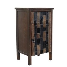 Mosaic End Table by Gallerie Decor