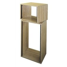 OBRK Series Oak Laminate Knock-Down Rack