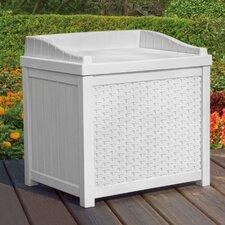 Williston 22 Gallon Resin Storage Bench