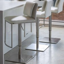 Neo Adjustable Height Swivel Bar Stool