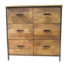 Canonero 6 Drawer Chest of Drawers