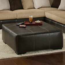 Amherst Cocktail Ottoman by Chelsea Home