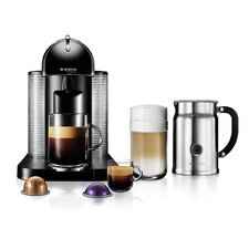 VertuoLine Coffee & Espresso Maker with Aeroccino Milk Frother