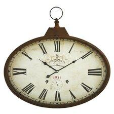 Daphne Oval Wall Clock