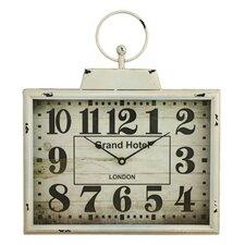 Darcy Rectangular Wall Clock
