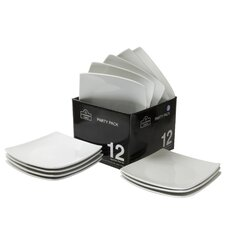 """Party Packs 6"""" Bread and Butter Plate (Set of 12)"""
