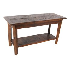 Renewal Wood Storage Entryway Bench by Alaterre