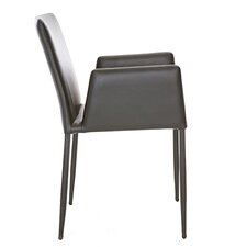 Frame Eco Leather Arm Chair