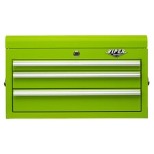 "26""W 3-Drawer Top Chest"