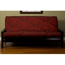 Cherry Blossom Futon Slipcover  by Siscovers