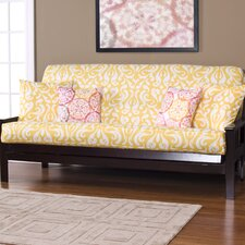 Adele Zipper Futon Slipcover  by Siscovers