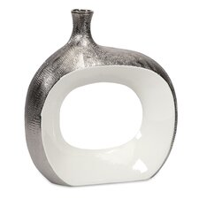 Riley Large Metallic Vase