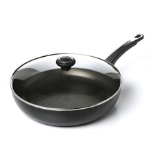 "High Performance 12"" Non-Stick Skillet with Lid"