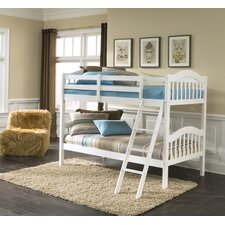 Long Horn Twin Bunk Bed