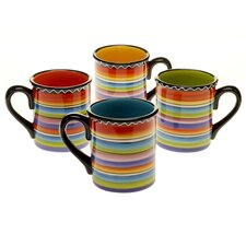 Cathcart 18 oz. Mug (Set of 4)
