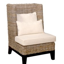 Parrish Wingback Chair by Jeffan