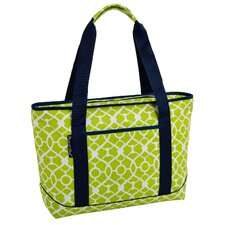 Trellis Large Insulated Tote Cooler