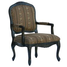 Lazlo Chenille Armchair by Astoria Grand