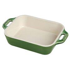 Ceramic Rectangular Baking Dish