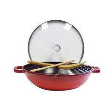 Cast Iron Perfect Pan
