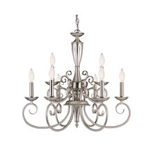 Liberty 9-Light Candle-Style Chandelier